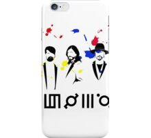 30STM Thirty seconds to mars iPhone Case/Skin