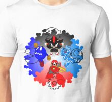 THE SUB-BOSSES OF GAMING Unisex T-Shirt