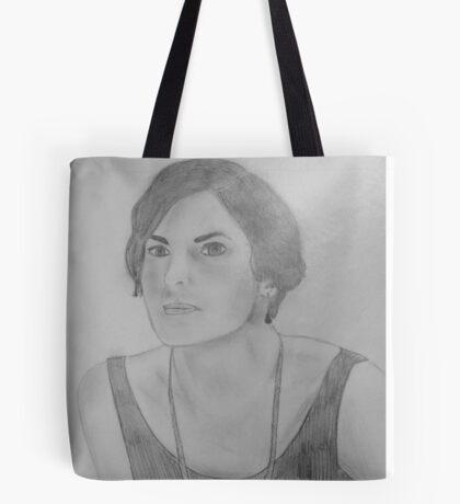 Mary Crawley - Downton Abbey Tote Bag