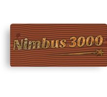 Nimbus 3000 Canvas Print