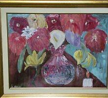 flowers by saji
