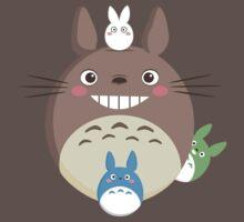 【1600+ views】Totoro III Kids Clothes