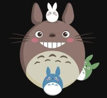 【1600+ views】Totoro III Kids Clothes
