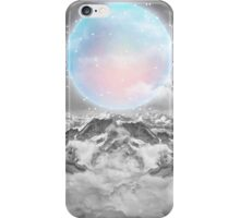 Places Neither Here Nor There (Guardian Moon) iPhone Case/Skin