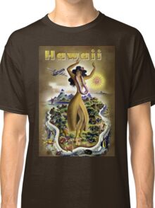 Vintage Airline Hawaii Travel Classic T-Shirt