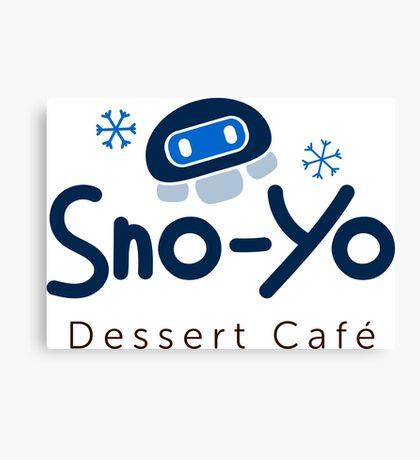 Mei's Sno-Yo Dessert Cafe Canvas Print