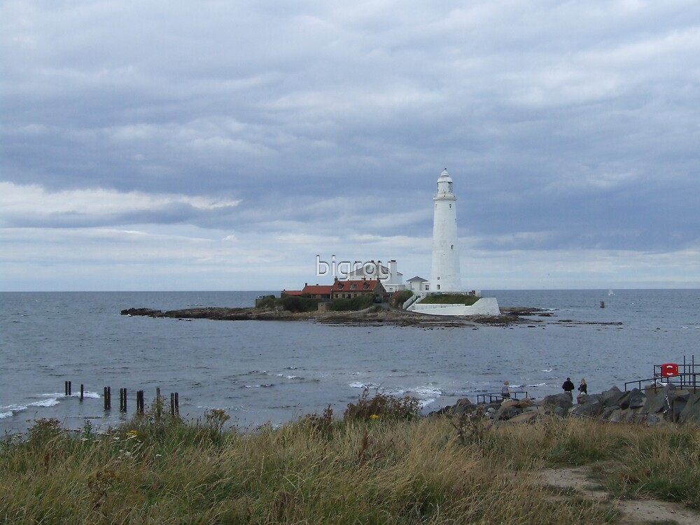 St Mary's Island by bigroy