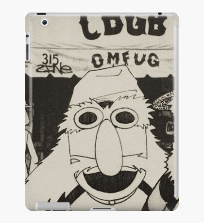 Dr. Teeth and The Electric Mayhem iPad Case/Skin