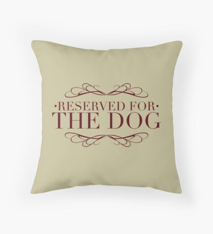 Dogs Cushion Throw Pillow