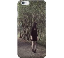 A Portrayal of Schizophrenia iPhone Case/Skin