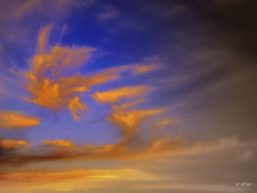 GOLDEN DRAGON by arahia