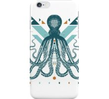 The Majestic Octopus iPhone Case/Skin