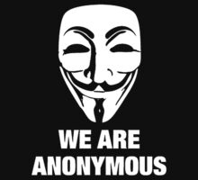 We are Anonymous by PercyStx11