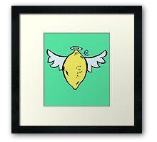 Lemon Heaven Framed Print