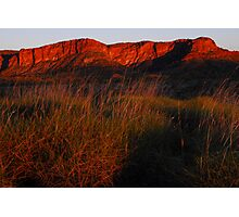 Sunset over the Bungle Bungles Photographic Print