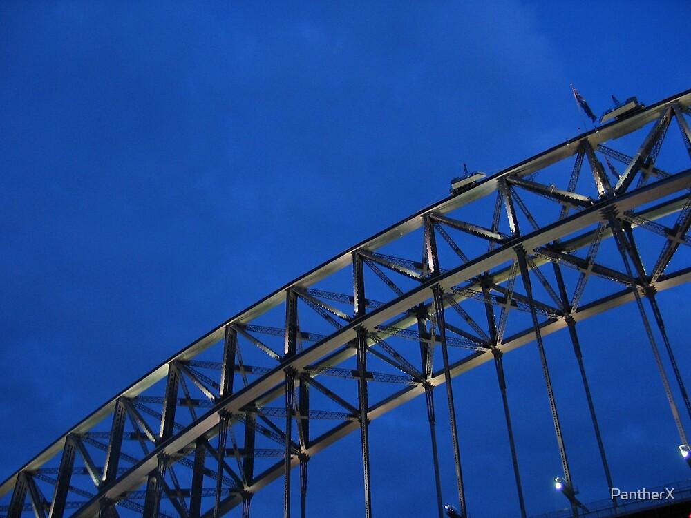Sydney Harbour Bridge by PantherX
