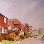 Stroll in Winchelsea by Beatrice Cloake Pasquier