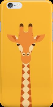 Giraffe by Mark Walker