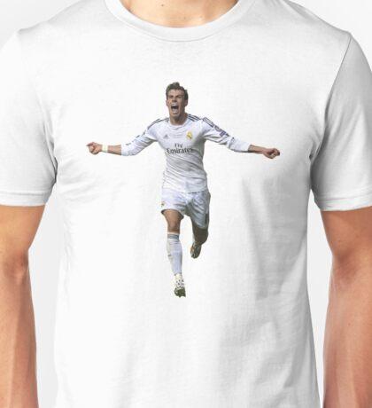 gareth bale real madrid Unisex T-Shirt