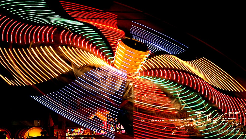 Sideshow Spin by anthony1957