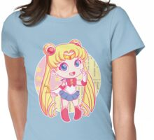 SAILOR.MOON Womens Fitted T-Shirt