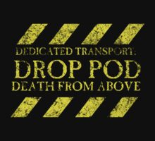 Dedicated Transport: Drop Pod by simonbreeze