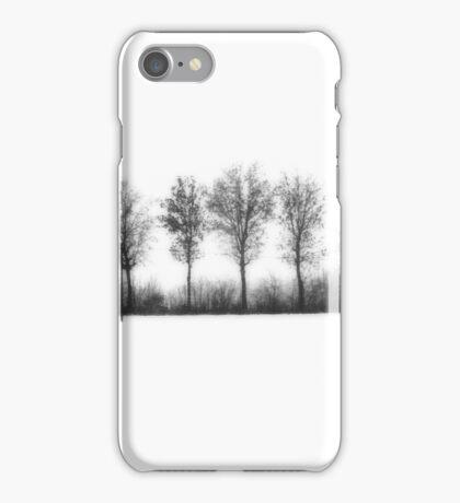 Winter bareness iPhone Case/Skin