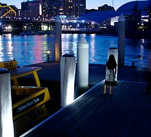 Darling Harbour by Daniel  O'Brien