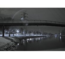 The 15 Second Bridge Photographic Print
