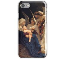 Baby Jesus Sleeping iPhone Case/Skin
