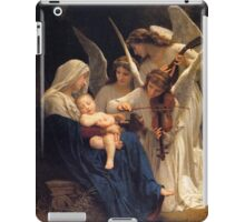 Baby Jesus Sleeping iPad Case/Skin