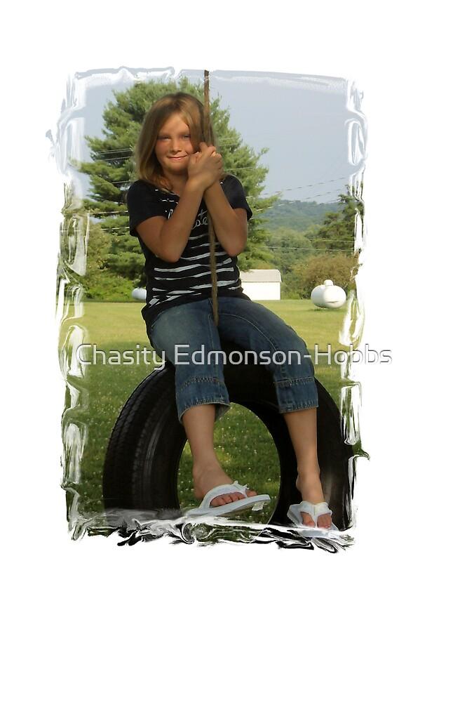 "Haley ""Just a swingin"" by Chasity Edmonson-Hobbs"