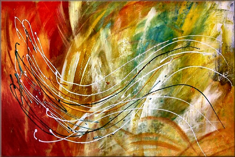 Splendour by Peggy Garr