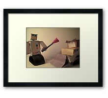 Moving Machines I Framed Print