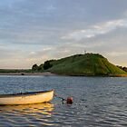 Church Hill, Alnmouth. by Dave Staton