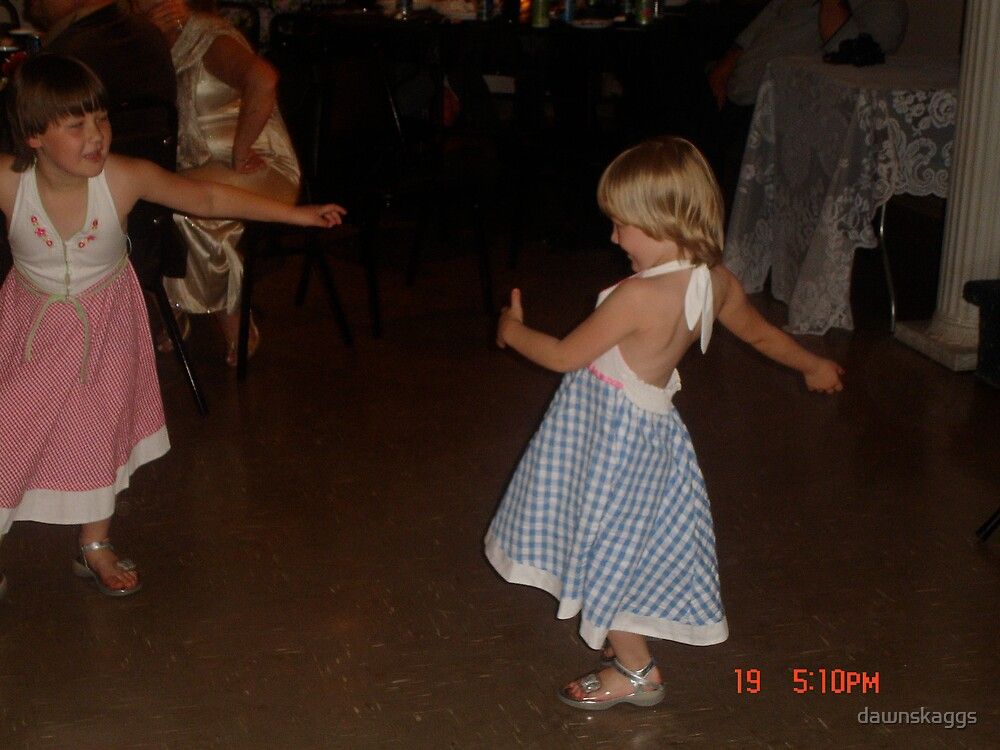 Dancing girls by dawnskaggs