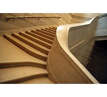 Stairs in the National Gallery of Art Photographic Print