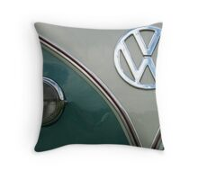 Splitty Throw Pillow