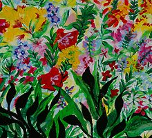 WILDFLOWERS by ROSS MANARCHY aka John Ross