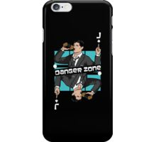 Jack DangerZone! iPhone Case/Skin