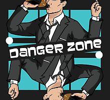 Jack DangerZone! by JBrandtDesign