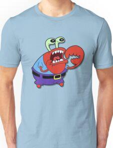 Mr. Krabs Unisex T-Shirt