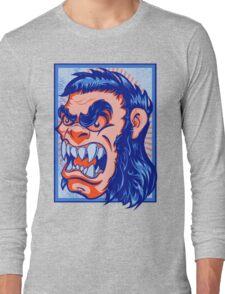 The Bigfoot Gorilla Long Sleeve T-Shirt