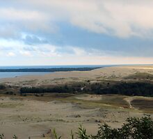 Nida, Dunes, Lithuania by lewraz