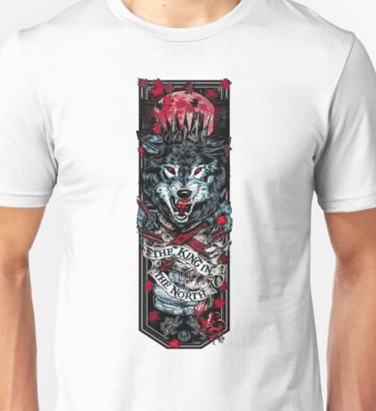 The King in the North GOT Unisex T-Shirt