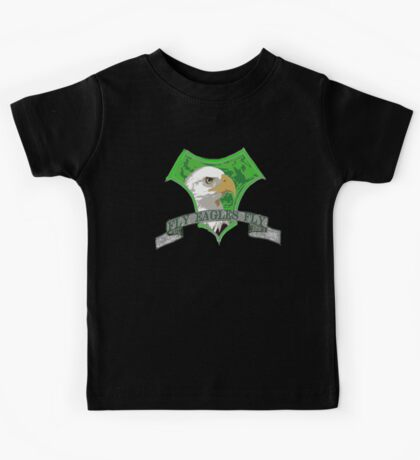 Fly Eagles Fly Kids Tee
