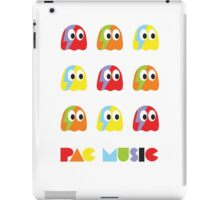 Pac Music iPad Case/Skin
