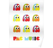 Pac Music Poster