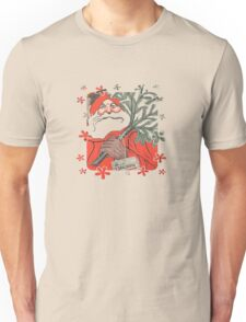 Christmas Pudding (Kerstpudding) Holiday Greeting Unisex T-Shirt