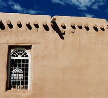 Church In Taos 2 by soloing